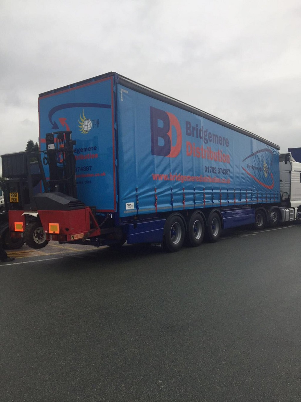 Bridgemere Distribution,